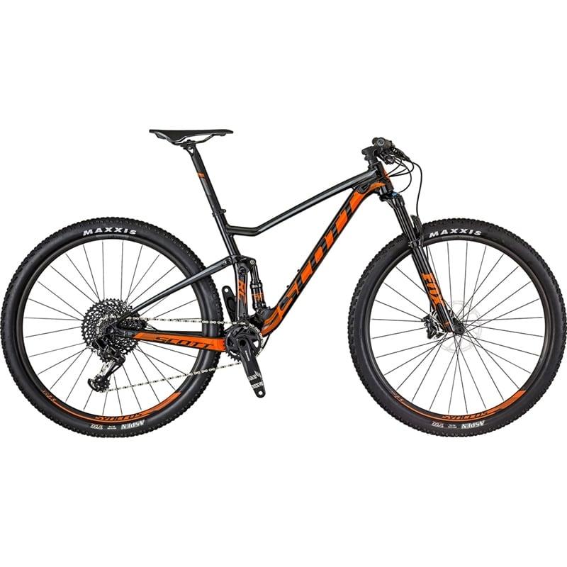 Scott Spark Rc Comp 2018 >> MTB cykeln Scott Spark RC 900 Comp en heldämpad MTB Nyhet 2018 från Scott.