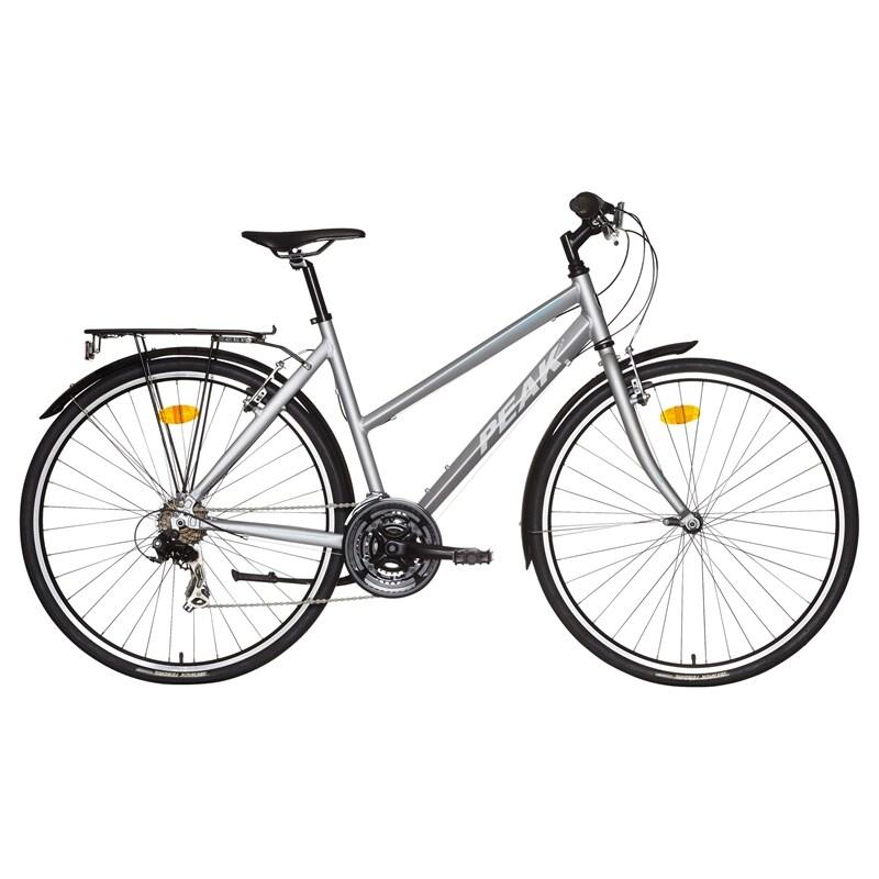 hybridcykel dam rea