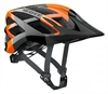 Scott hjälm Spunto (CE) orange camo One-Size